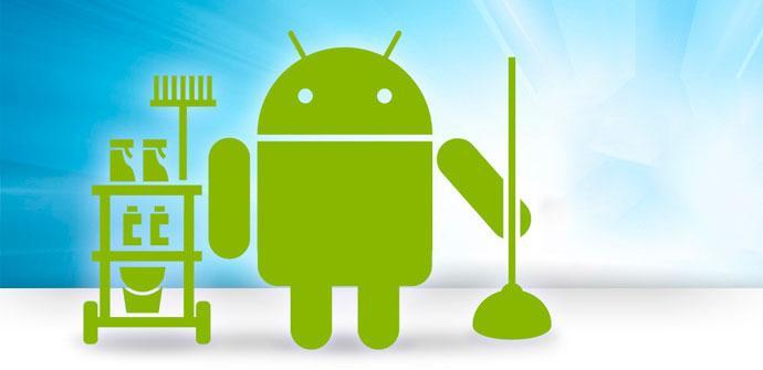 borrar android