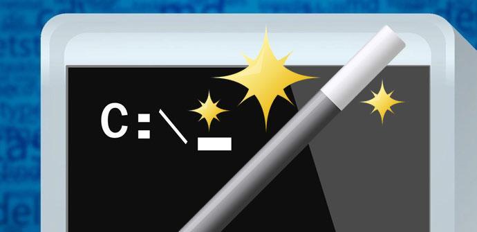 símbolo del sistema