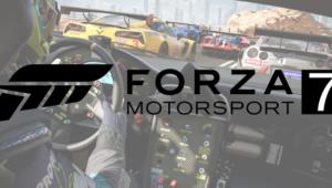 Ya puedes probar Forza Motorsport 7 si tienes Windows 10