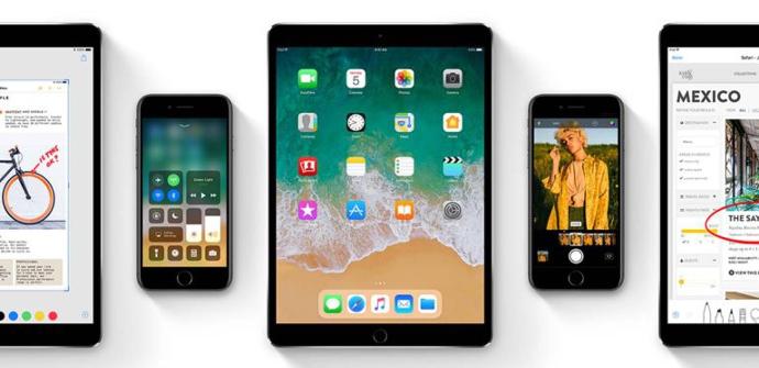iPhone iPad iOS 11