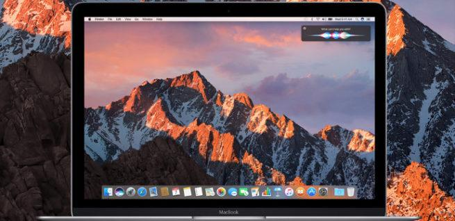 macOS 10.13 High Sierra en Mac