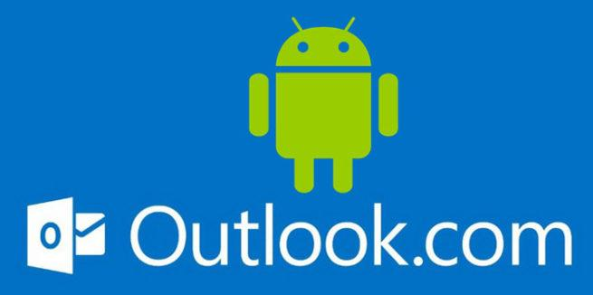 Complementos Outlook Android