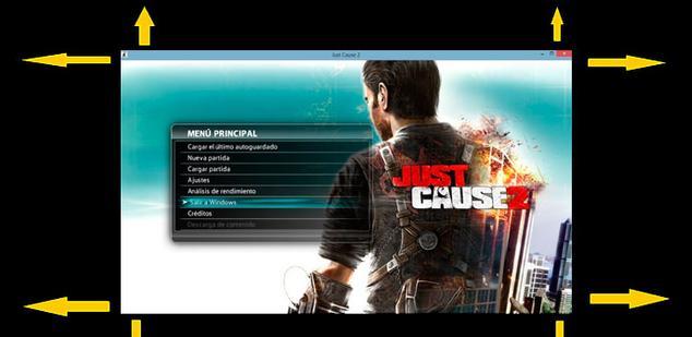 Ver noticia 'Así puedes jugar a cualquier juego en Windows a pantalla completa'