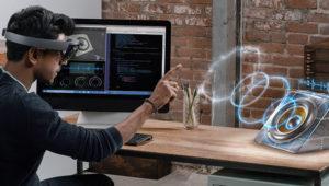 Microsoft apuesta por la realidad mixta y el diseño 3D en IFA 2017