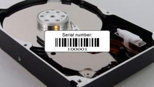 Cómo saber el número de serie del disco duro o SSD sin desmontarlo
