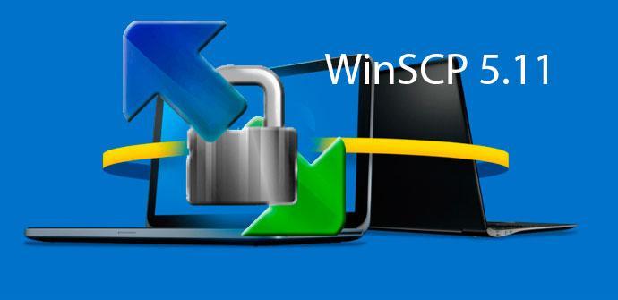 Ver noticia 'WinSCP 5.11 ya está disponible y ahora es mucho más rápido'