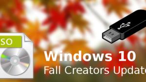 Cómo descargar una ISO en español y crear un USB de instalación de Windows 10 Fall Creators Update