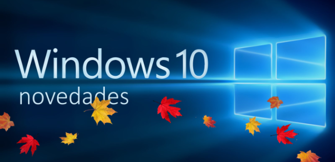 Novedades Windows 10 Fall Creators Update