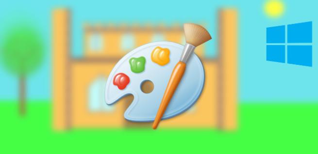 Paint Windows 10