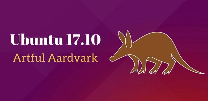 "Llega Ubuntu 17.10 ""Artful Aardvark"", aquí todas sus novedades"