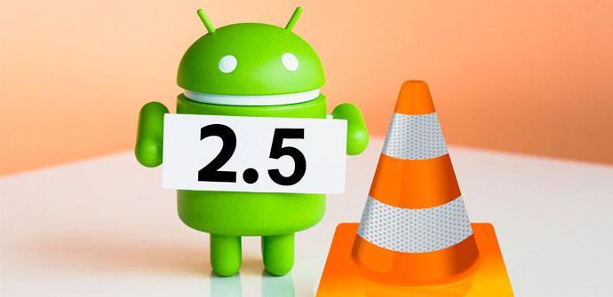 VLC 2.5 para android