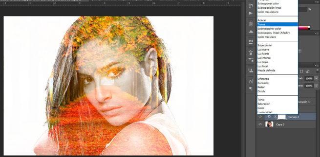 fusionar dos imágenes