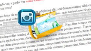 Convierte el texto seleccionado de cualquier web en una imagen