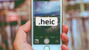 Cómo abrir imágenes HEIC de iOS 11 en Windows