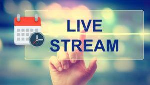 Programa el streaming de un vídeo ya grabado desde esta web