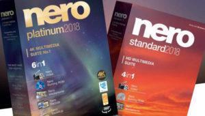 Análisis de la suite multimedia Nero 2018
