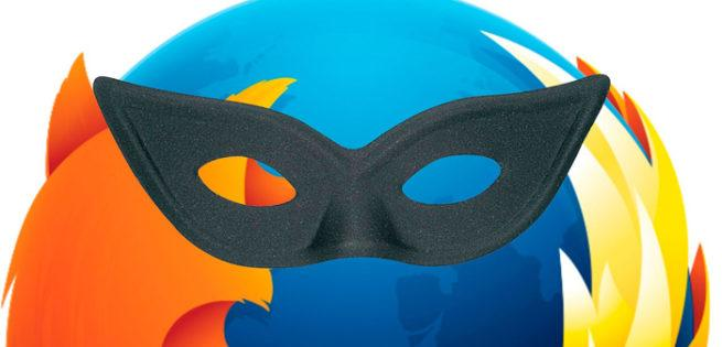 Firefox cuentas