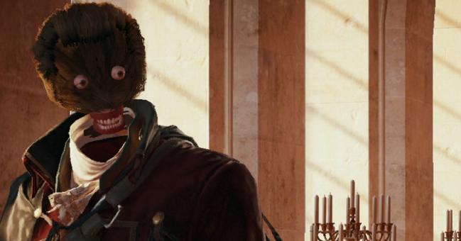 Bug Assassins Creed