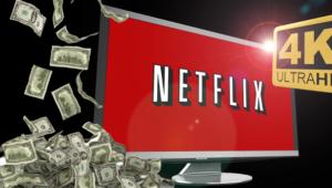 Microsoft quiere que pagues por ver Netflix en 4K en Windows 10 (a parte de la cuota de suscripción)