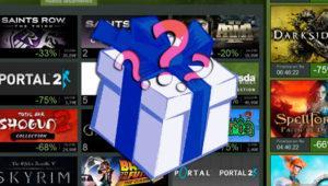 Cómo regalar juegos en Steam para el amigo invisible