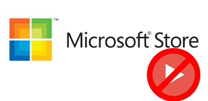 deshabilita autoplay Microsoft Store