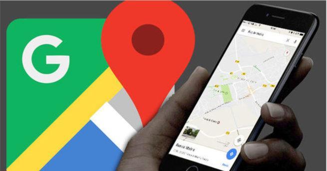 Imagen del logo de Google Maps. esta aplicación te permite ahora crear listas de lugares desde tu ordenador.