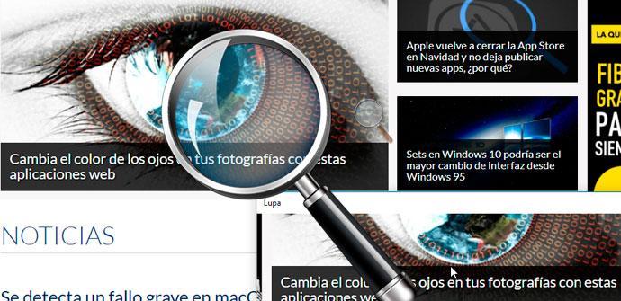 Ver noticia 'Cómo usar la lupa de Windows 10'