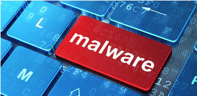 Imagen de un malware