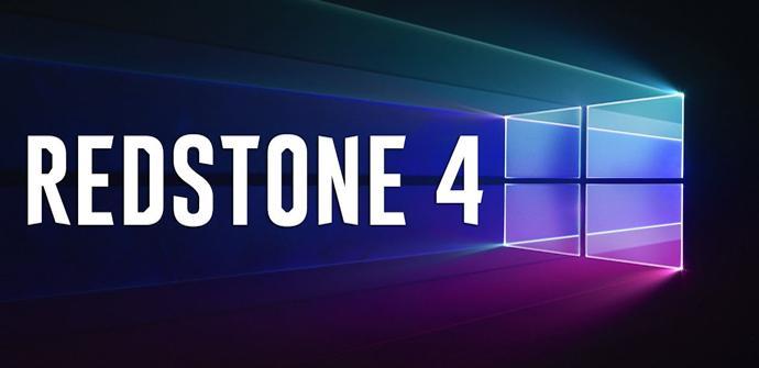 Redstone 4 Windows 10