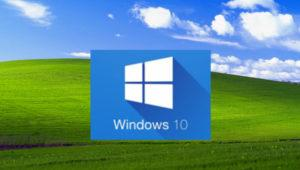 Consigue la apariencia de Windows XP en Windows 10