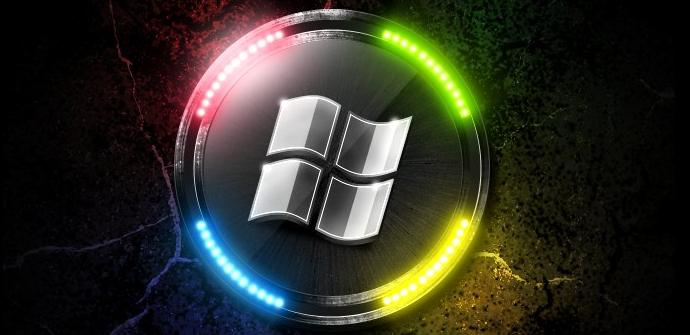 La imagen refleja el logo de Windows. Recientemente, ha anunciado que lanzará un servicio de juegos en streaming.