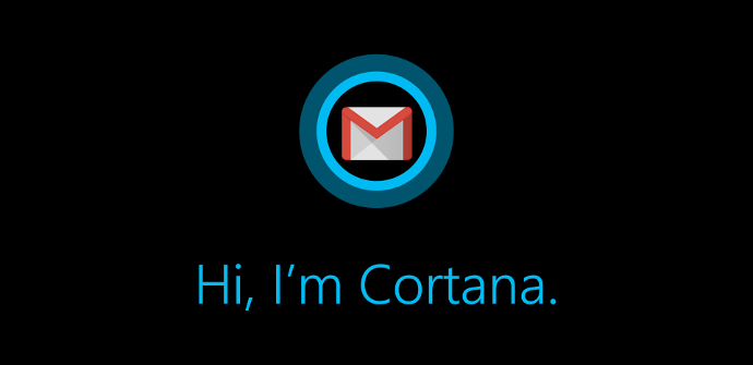 Cortana y Gmail