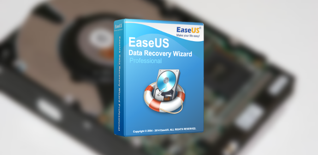 Disco duro EaseUS Data Recovery Wizard