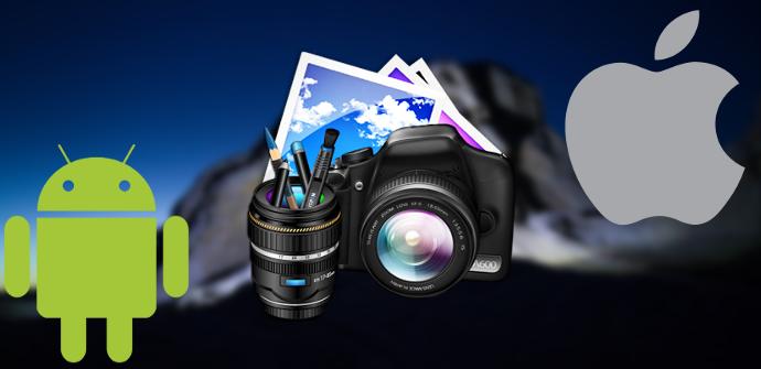 Editar Fotos Android iOS