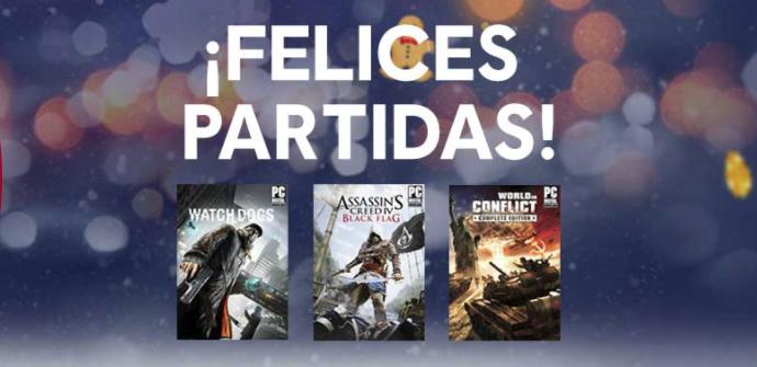 Juegos Gratis Ubisoft Navidad 2017