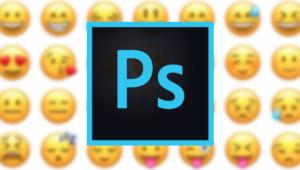 Cómo podemos usar los Emoji en Photoshop CC 2018
