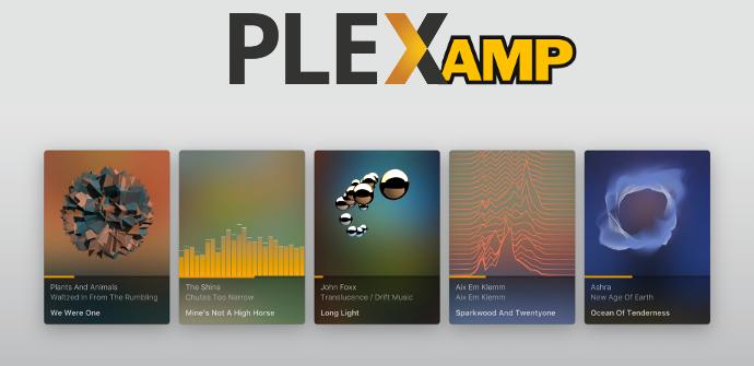 PlexAmp