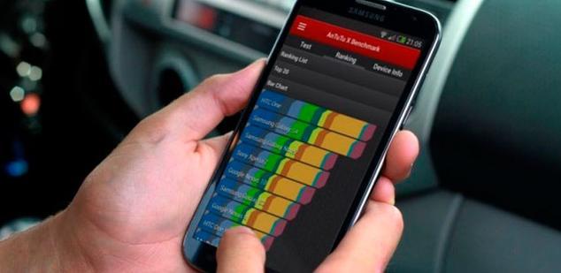 Resultado de imagen para aplicación benchmark celulares