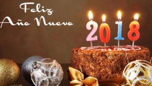 Aplicaciones móviles Android e iOS para felicitar el Año 2018