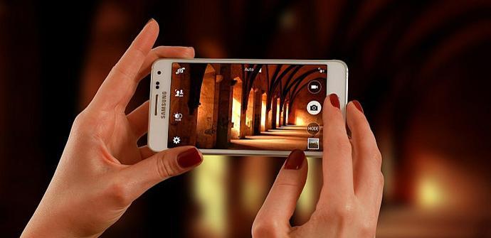 Fotografía Android