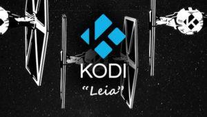 """Kodi 18 """"Leia"""": Novedades de la próxima actualización de Kodi"""