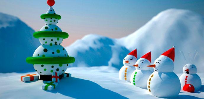 Fondos De Pantalla Navidenos: Las Mejores Webs Con Fondos De Pantalla Para Navidad