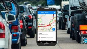 Las mejores apps para evitar los atascos este Puente de la Constitución
