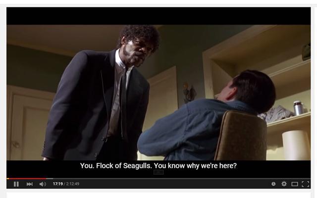 subtitulos en los vídeos de YouTube