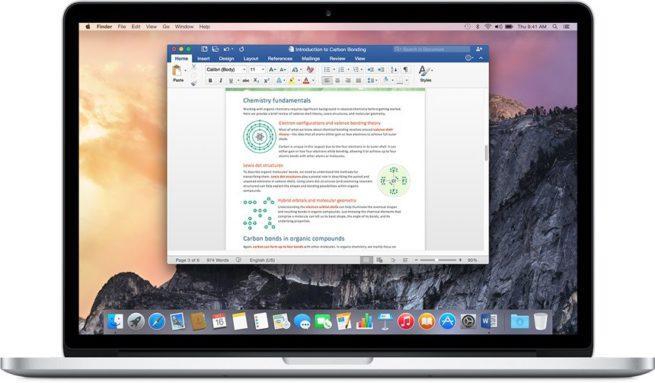 Office 2016 para macOS