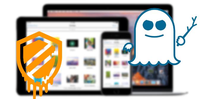 Spectre y Meltdown en iOS macOS