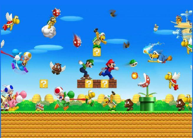 Mario Chromebook