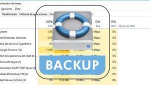 Cómo crear un backup de la configuración del Administrador de tareas de Windows