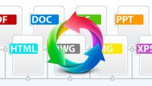 Convierte y edita todo tipo de ficheros y documentos con Aconvert