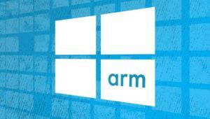 Las aplicaciones win32 ofrecerán un rendimiento similar con Windows 10 en ARM o Intel